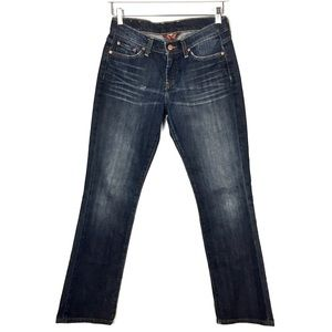 Lucky Brand Whiskered & Faded Bootcut Jean
